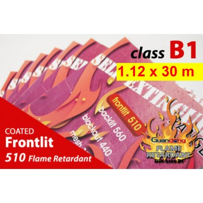 Coated Frontlit 510 Flame...