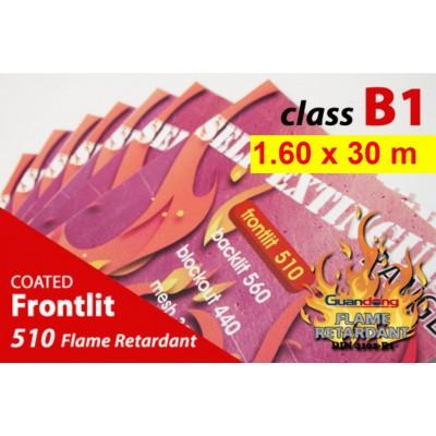 Coated Frontlit 510 Flame...