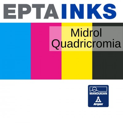 EptaInks - Midrol Quadricromia