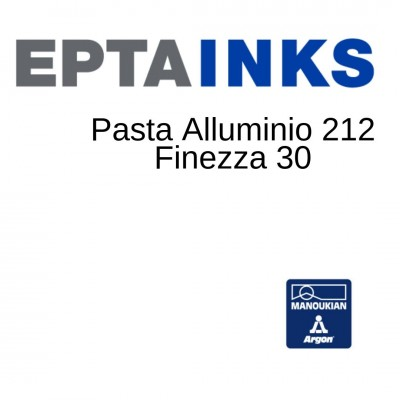 EptaInks - Pasta Alluminio...