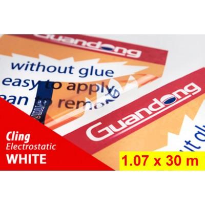 Cling Static Bianco -...