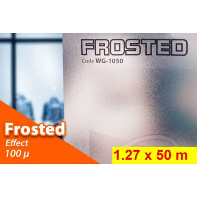 Ground Finish Vinyl Frosted...