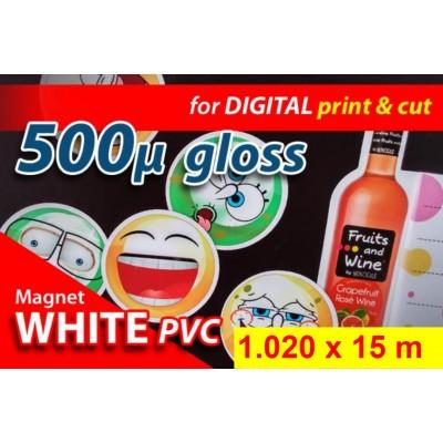 Magnet Bianco Lucido PVC...