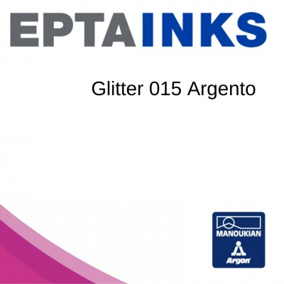 EptaInks - Glitter 015 Argento