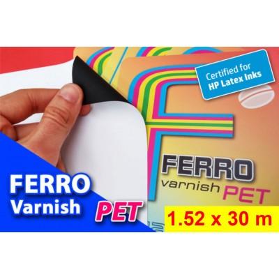 Ferro Varnish Bianco PET -...