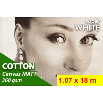 Cotton Canvas Opaco -...