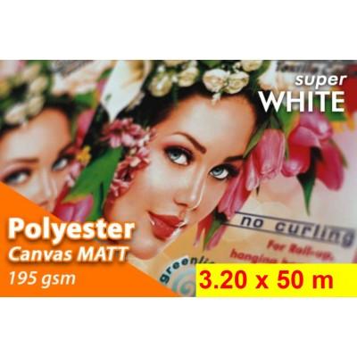 Polyester Canvas Opaco 195...