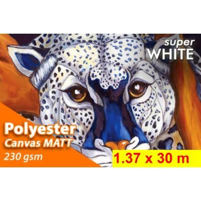 Polyester Canvas Opaco 230...