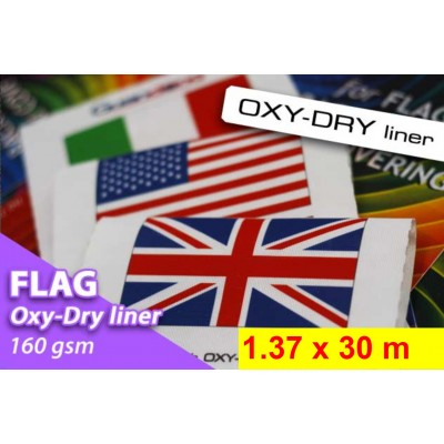 Polyester Flag + Oxy-Dry...