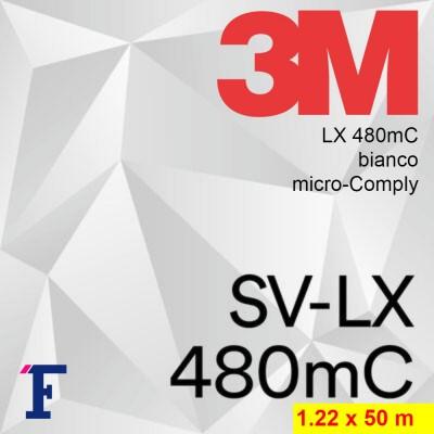 3M LX 480mC - Pellicola da...