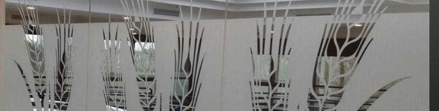 Film decorativi per vetri